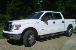 2011 Ford F150 SuperCrew Cab