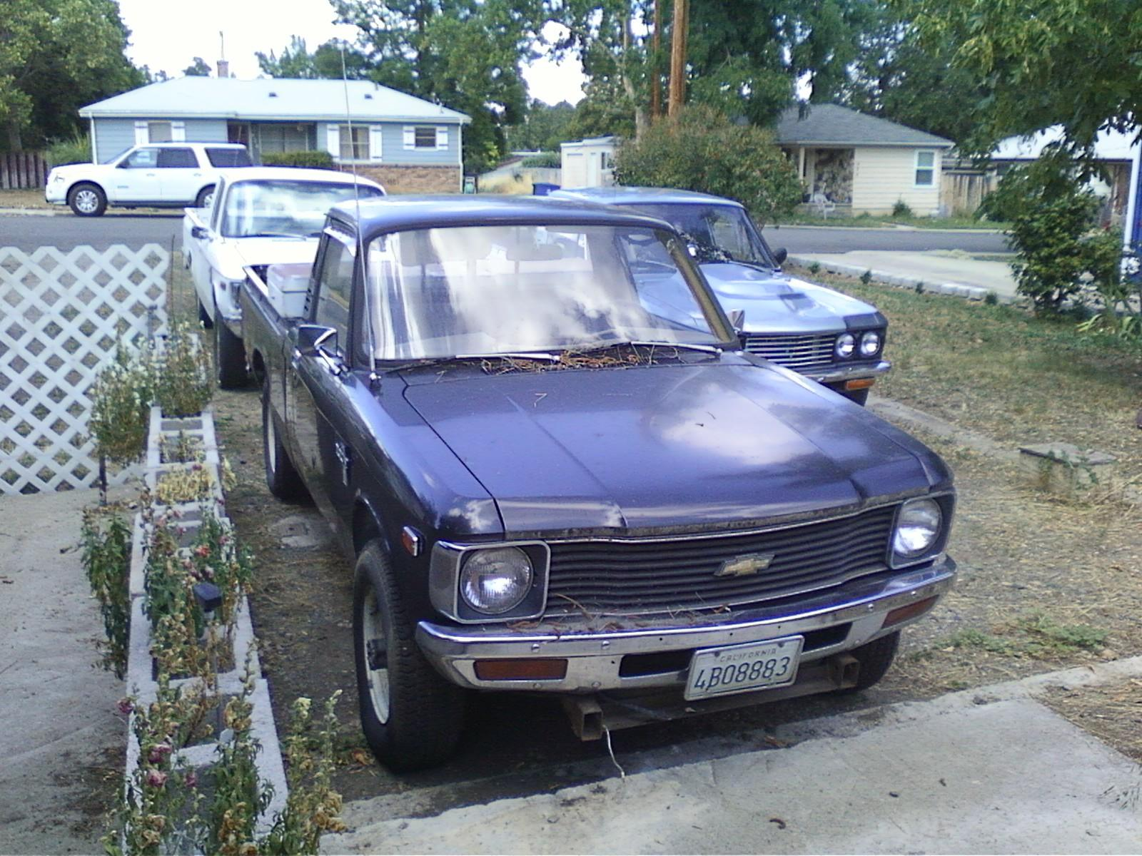 1979 Chevrolet LUV Pick-Up