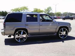 Killablack1s 2000 GMC Yukon Denali