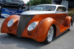 NORTHSTARAUTOGRO 1937 Ford Roadster
