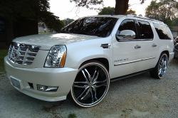 CHITOWNSILLEST 2010 Cadillac Escalade ESV