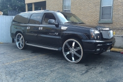 CHITOWNSILLESTs 2010 Cadillac Escalade ESV 