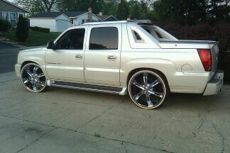 CHITOWNSILLEST 2010 Cadillac Escalade ESV 15246879