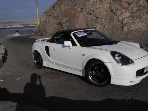 Dani Prosearch 2001 Toyota Mr2 Spyderconvertible 2d Specs Photos