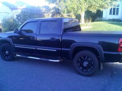 AbsolutChriss 2005 Chevrolet Silverado 1500 Crew Cab