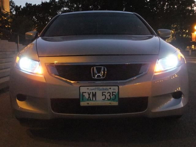 Flip Mode69 2009 Honda Accordex Coupe 2d Specs Photos