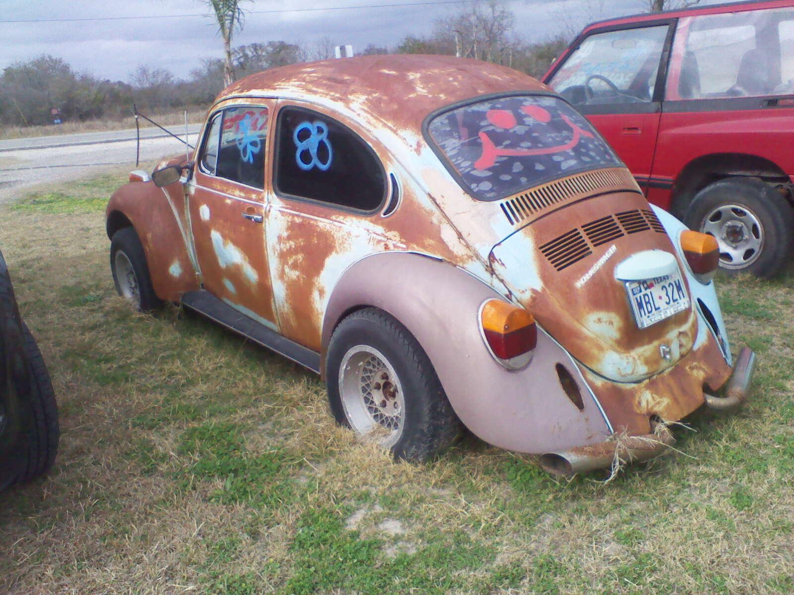 Hot Rod 1973 Volkswagen Super Beetle Specs Photos