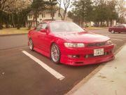 tygreen619 1997 Toyota Mark II