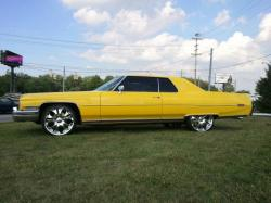 MoSeriouS 1973 Cadillac DeVille
