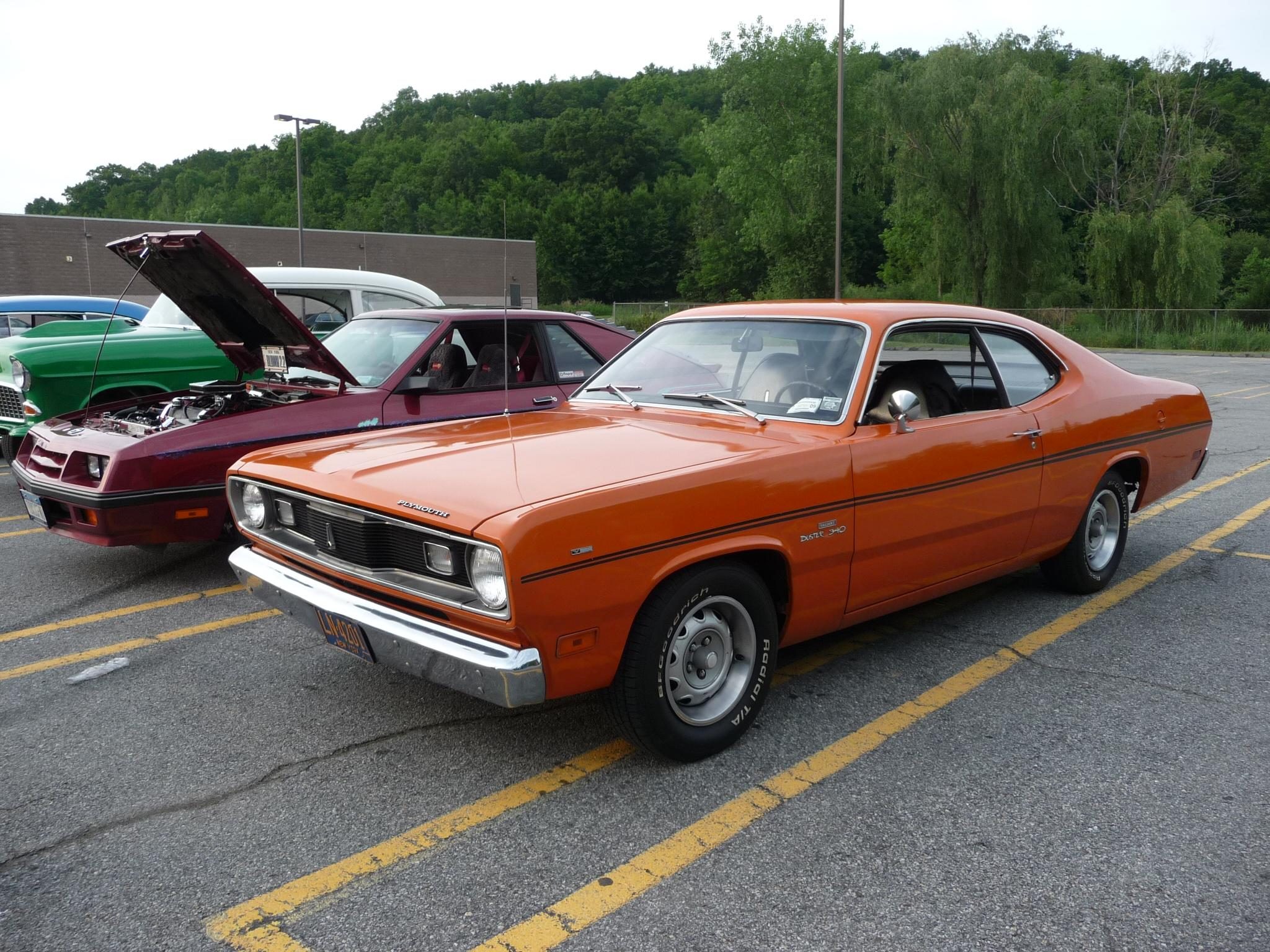 Another littlerenegade 1970 Plymouth Duster post... - 15248342