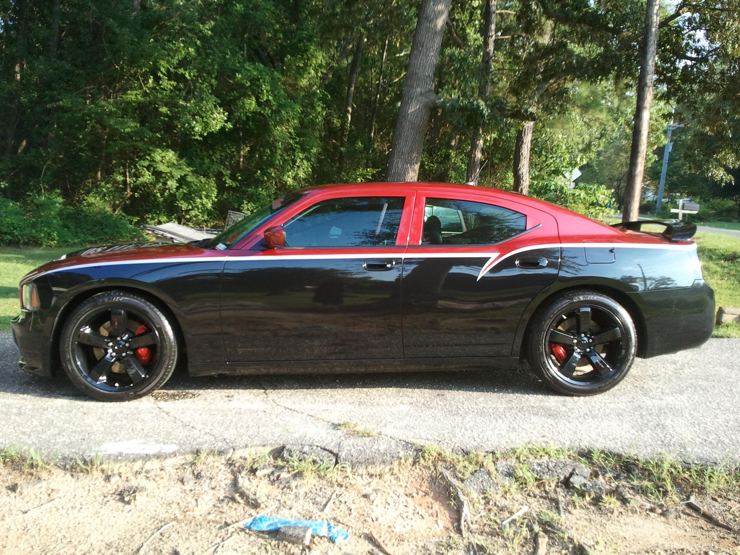 08SRT8HEMI 2008 Dodge Charger