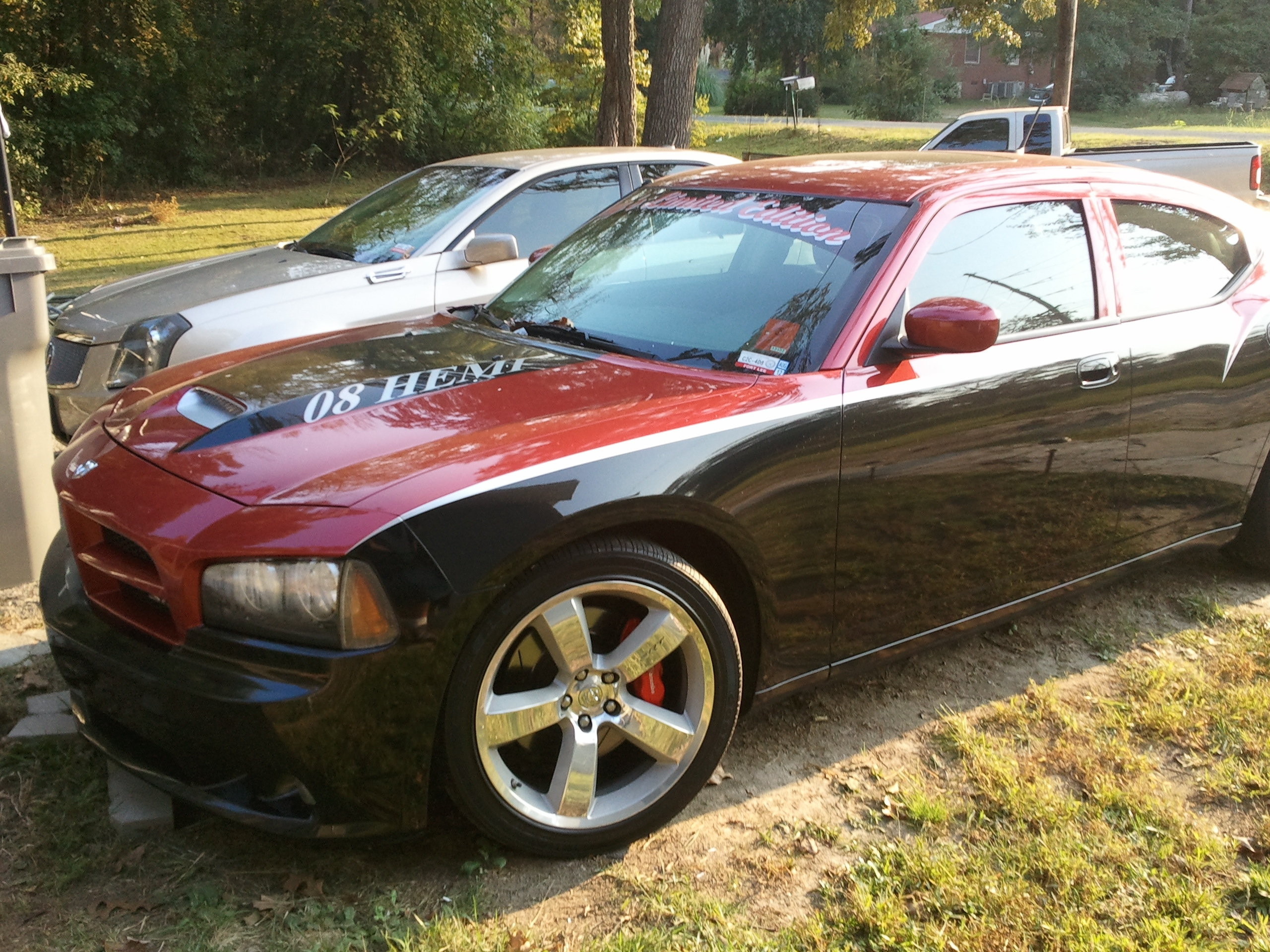 Another 08SRT8HEMI 2008 Dodge Charger post... - 15248346
