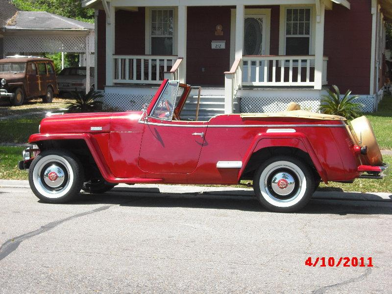 willysman 1949 Willys Jeepster