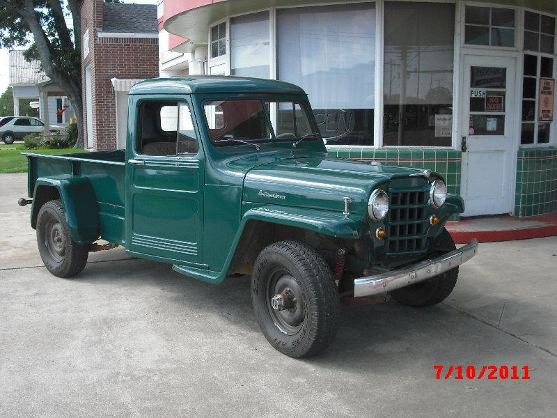 Mercedes Benz West Chester Pa >> willysman 1953 Willys Pickup Specs, Photos, Modification ...