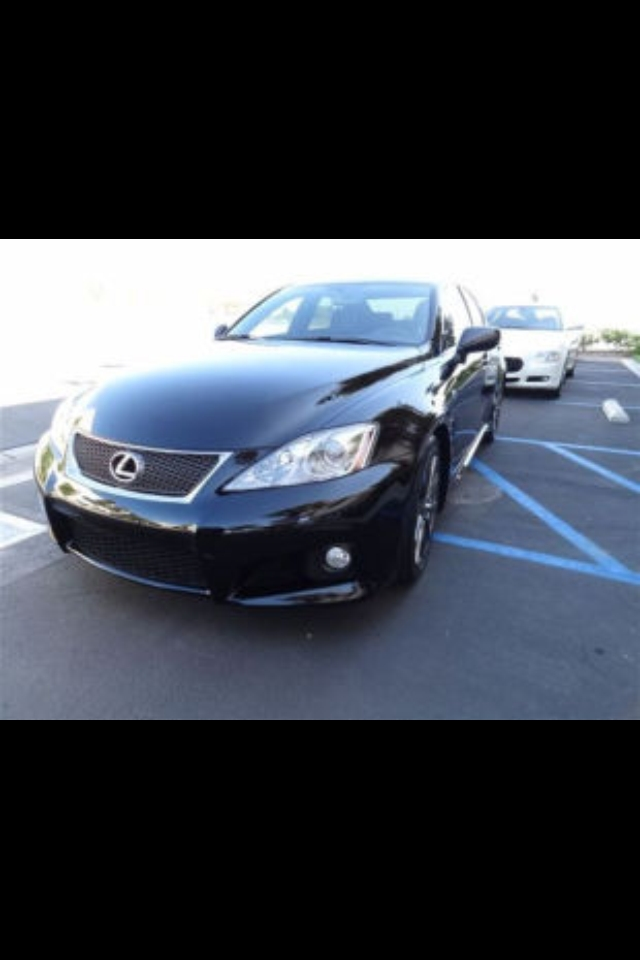 lilshady945 2008 Lexus IS F