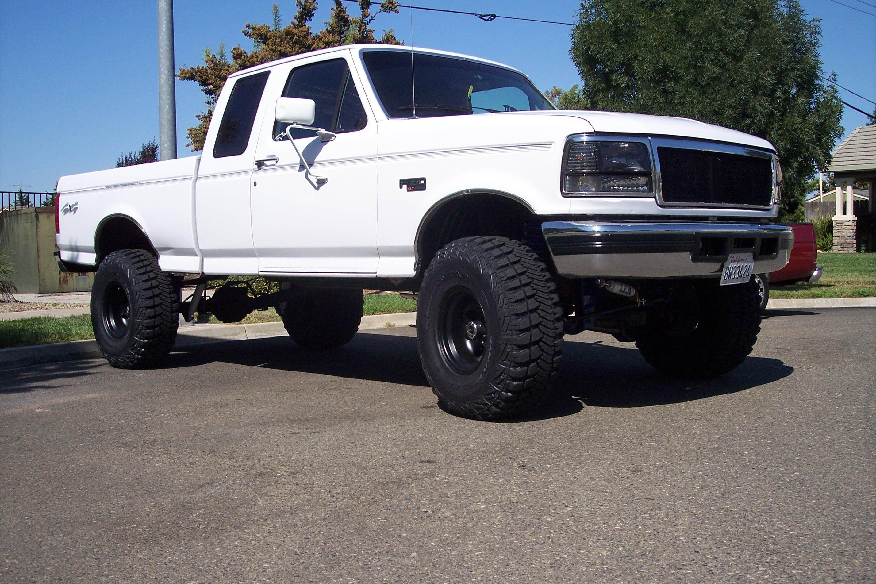 Twilliams9 1996 Ford F150 Regular Cabshort Bed Specs Photos