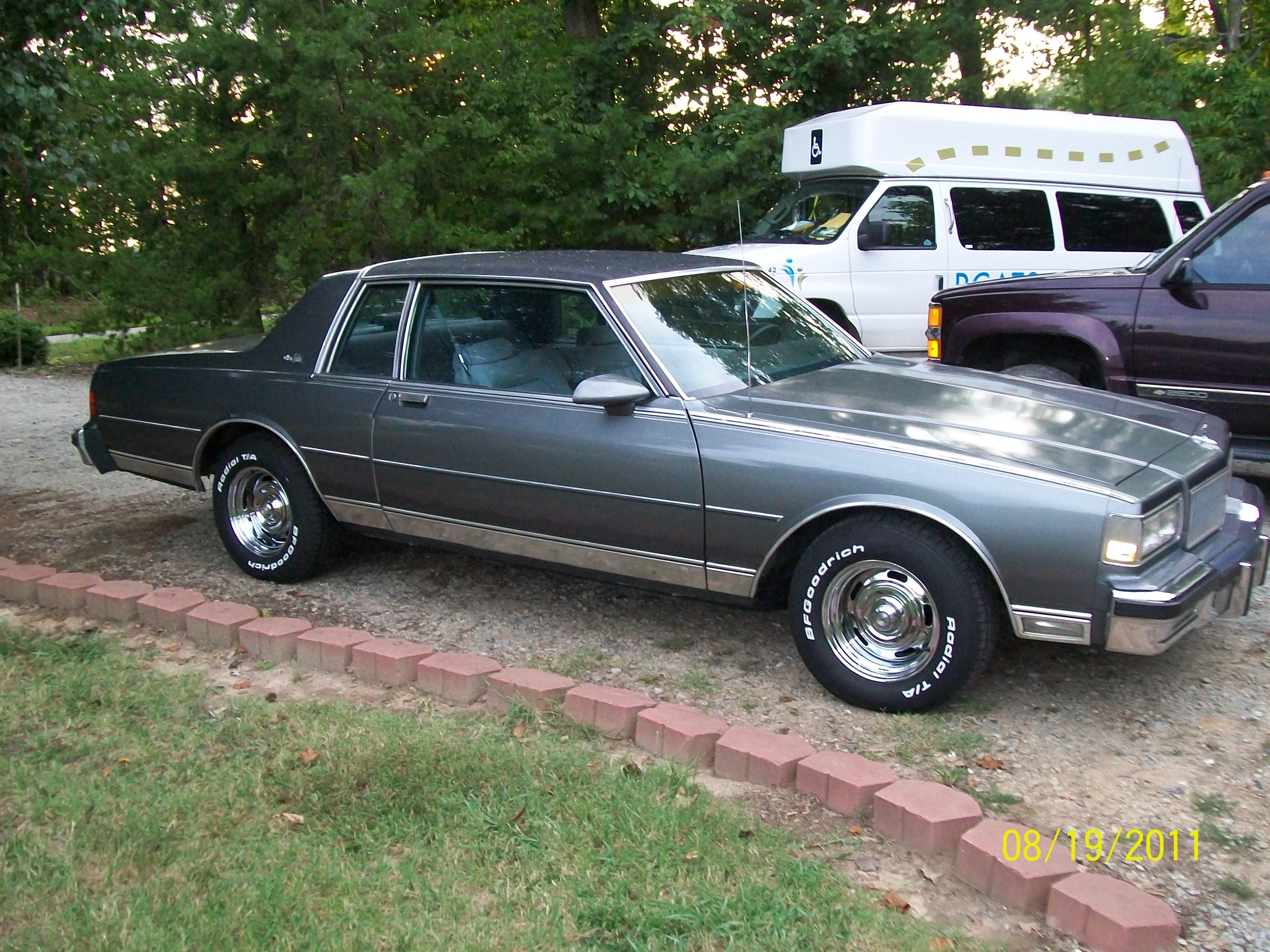 jaywill148 1987 Chevrolet Caprice