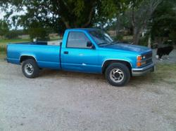 sp33dracerx2s 1989 Chevrolet 1500 Regular Cab