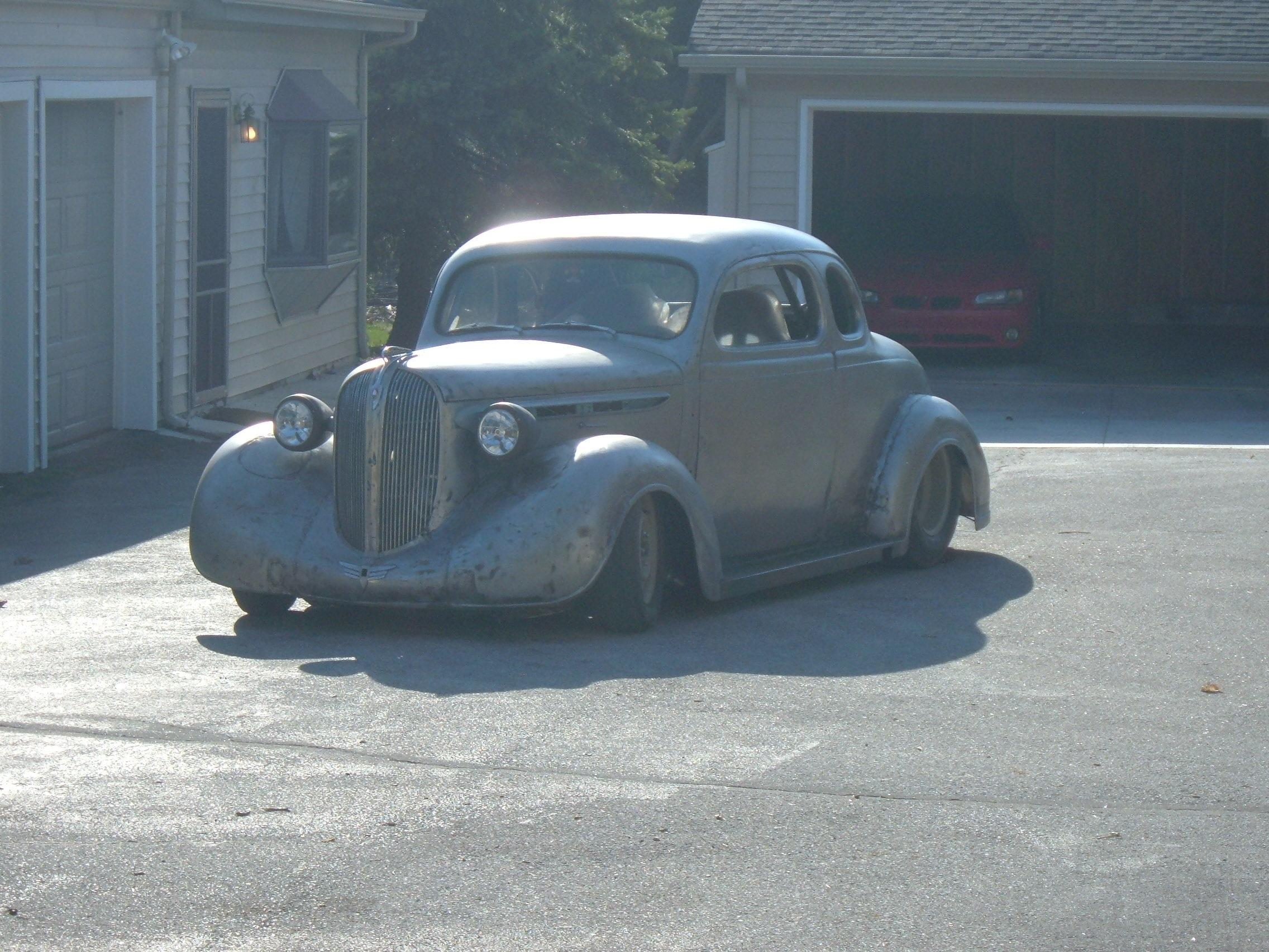 Another jgb7038 1938 Plymouth P-7 post... - 15249634