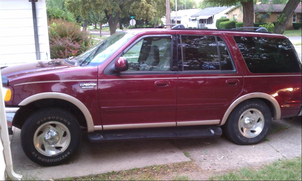 ringking1200 1998 Ford Expedition