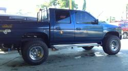 jigss 1999 Nissan D21 Pick-Up