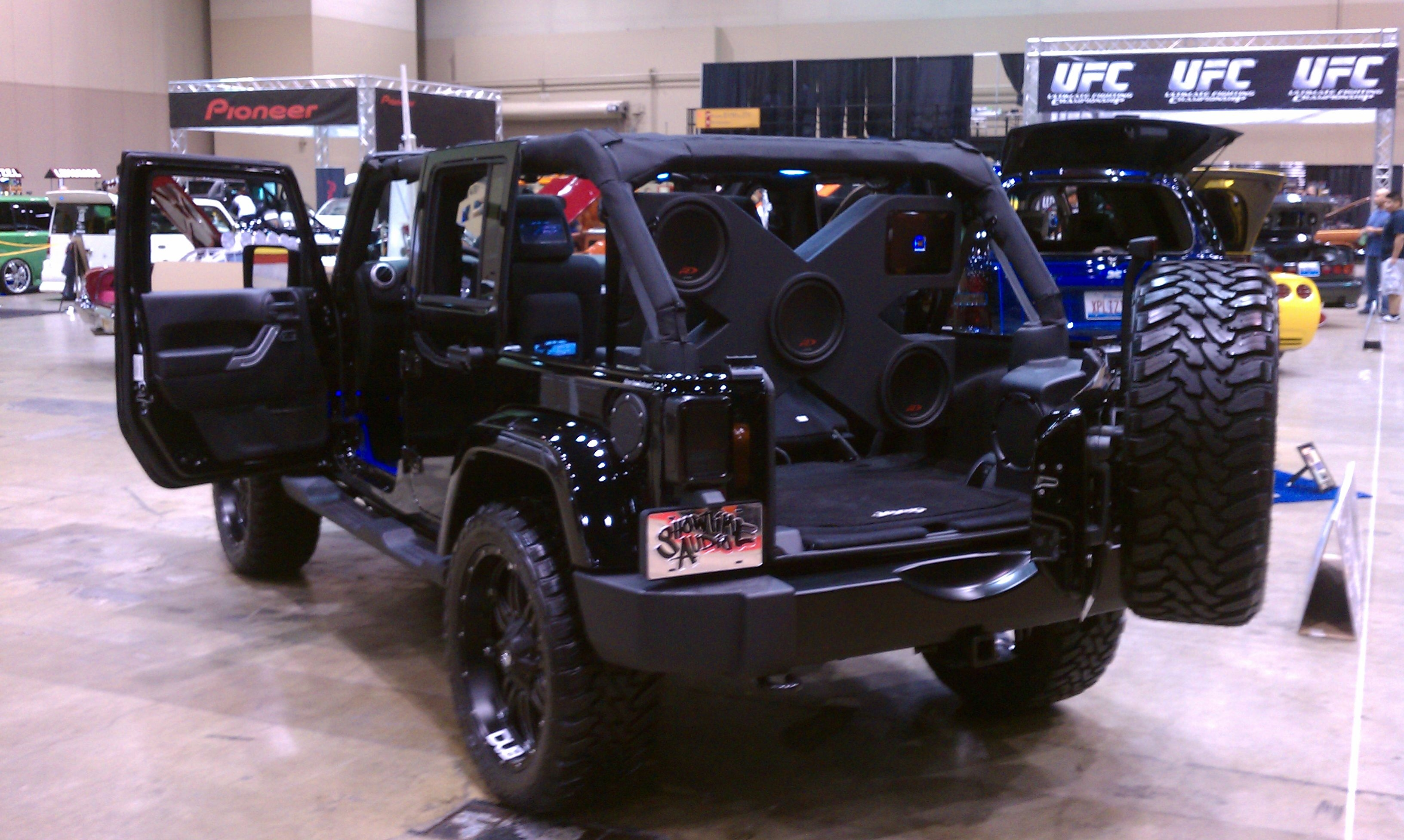 Another 1Juice74 2011 Jeep Wrangler post... - 15250100