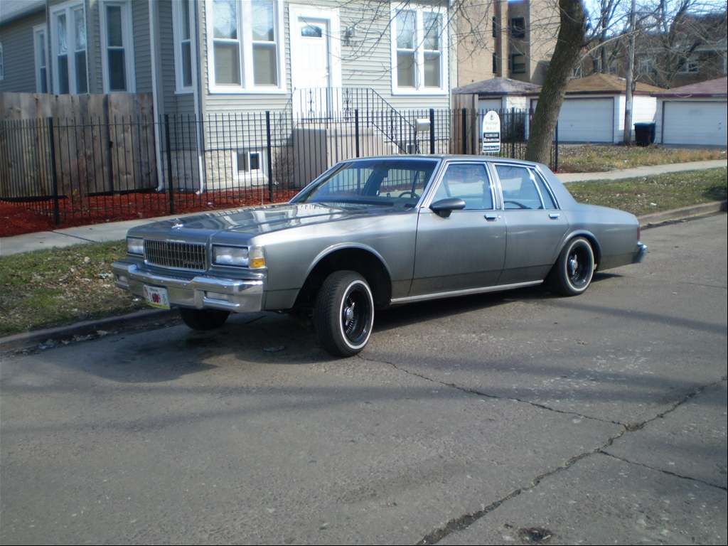 1989 Chevrolet Caprice Classic - Chicago, IL owned by carguyes Page:1 ...