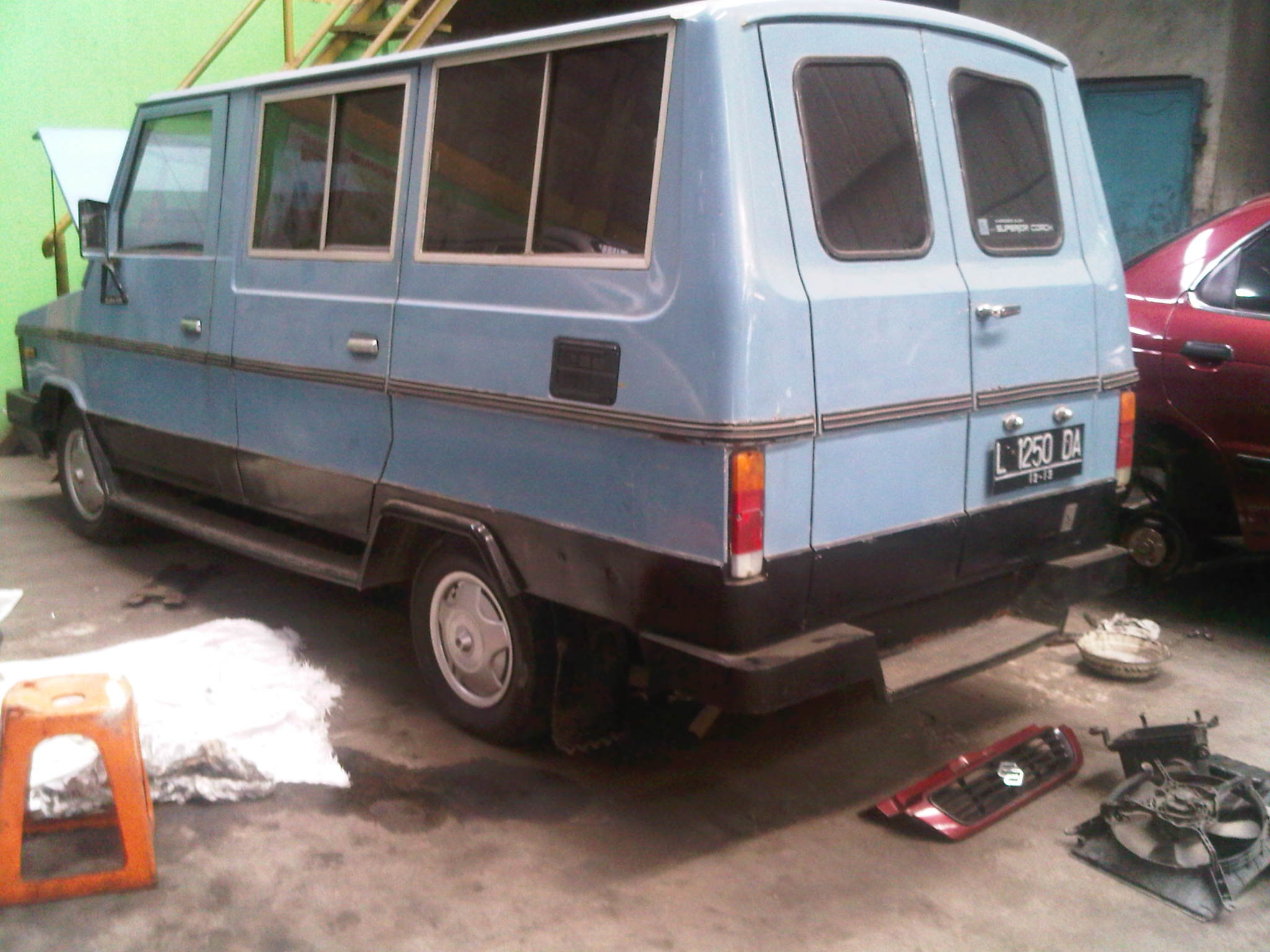Another cruiserjimbon 1978 Toyota Van post... - 15250625