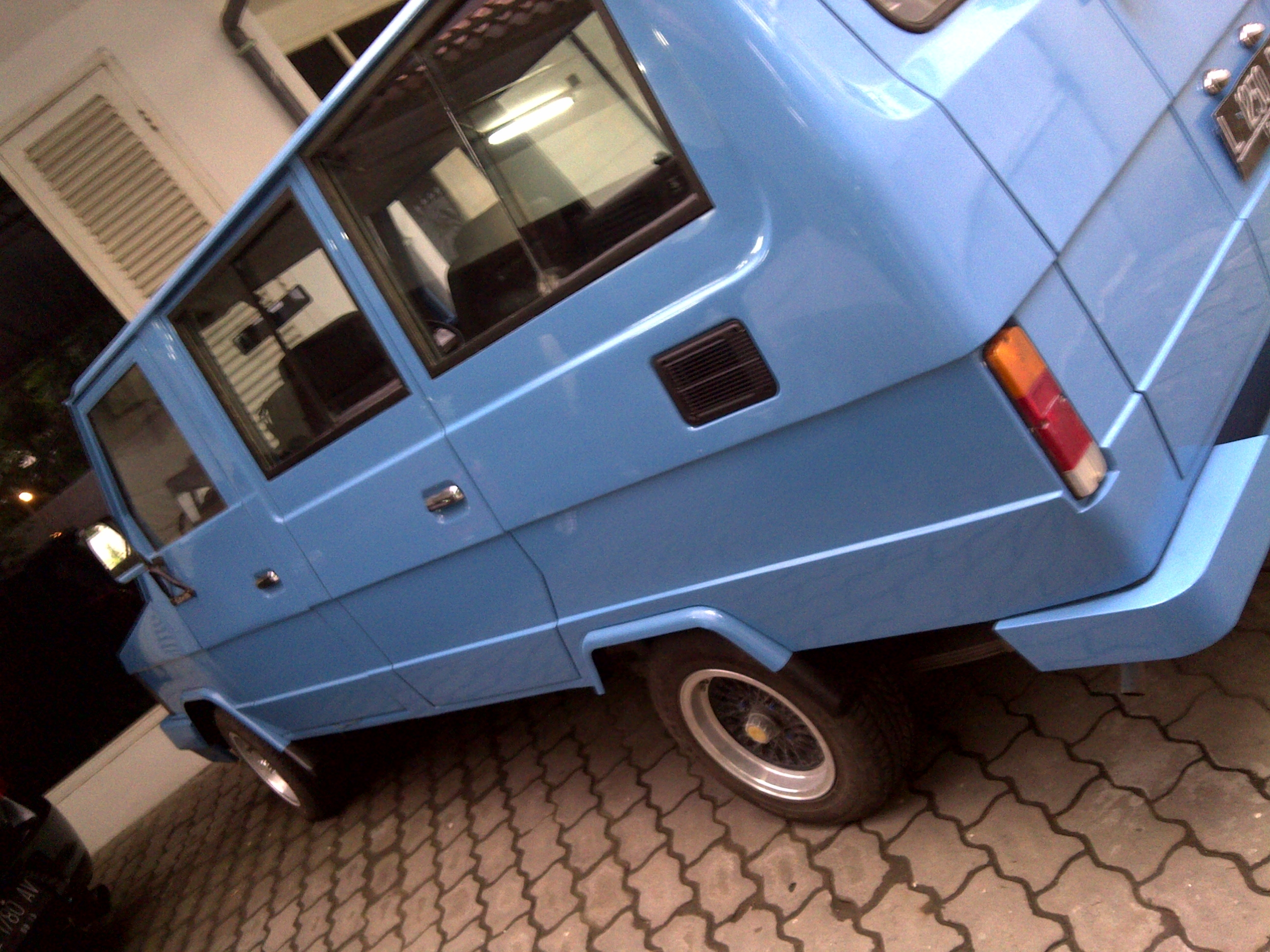 Another cruiserjimbon 1978 Toyota Van post... - 15250629