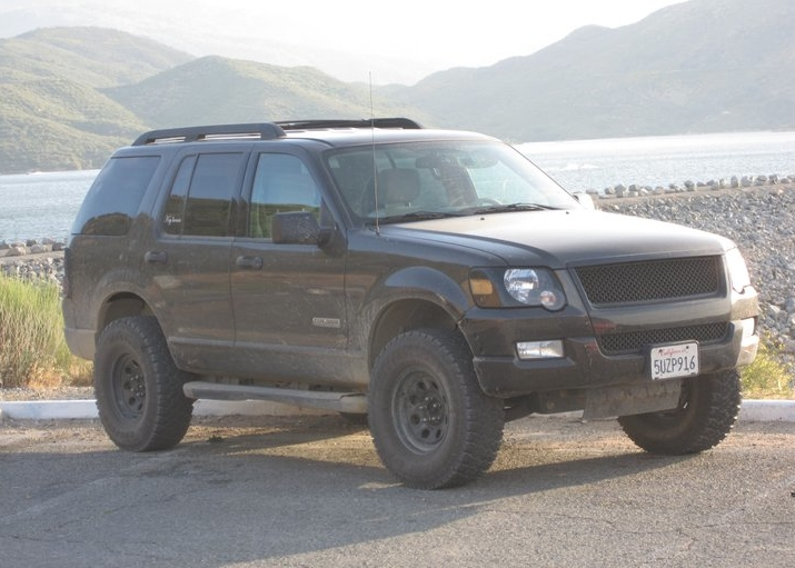 Kingofsocal 2006 Ford Explorerxls Sport Utility 4d Specs Photos Modification Info At Cardomain