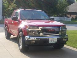 Fergie3 2004 GMC Canyon Extended Cab