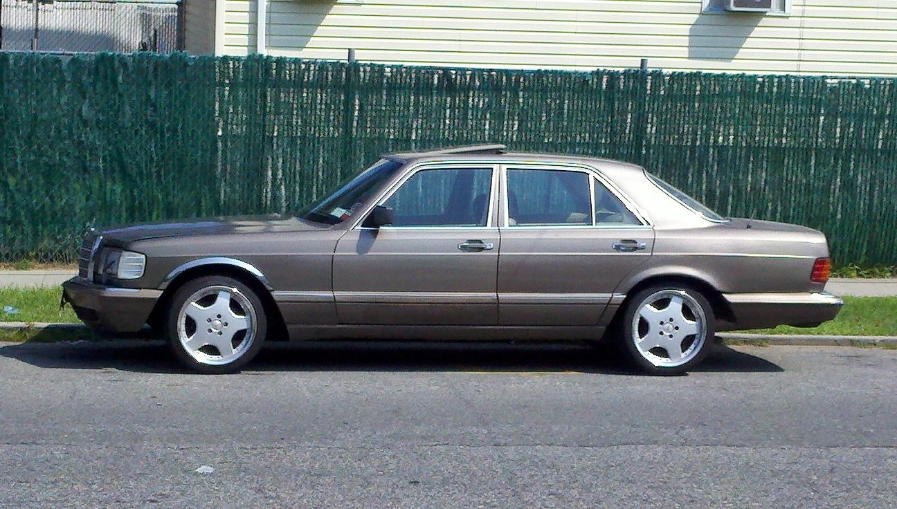 Another father1014 1988 Mercedes-Benz S-Class post... - 15251657