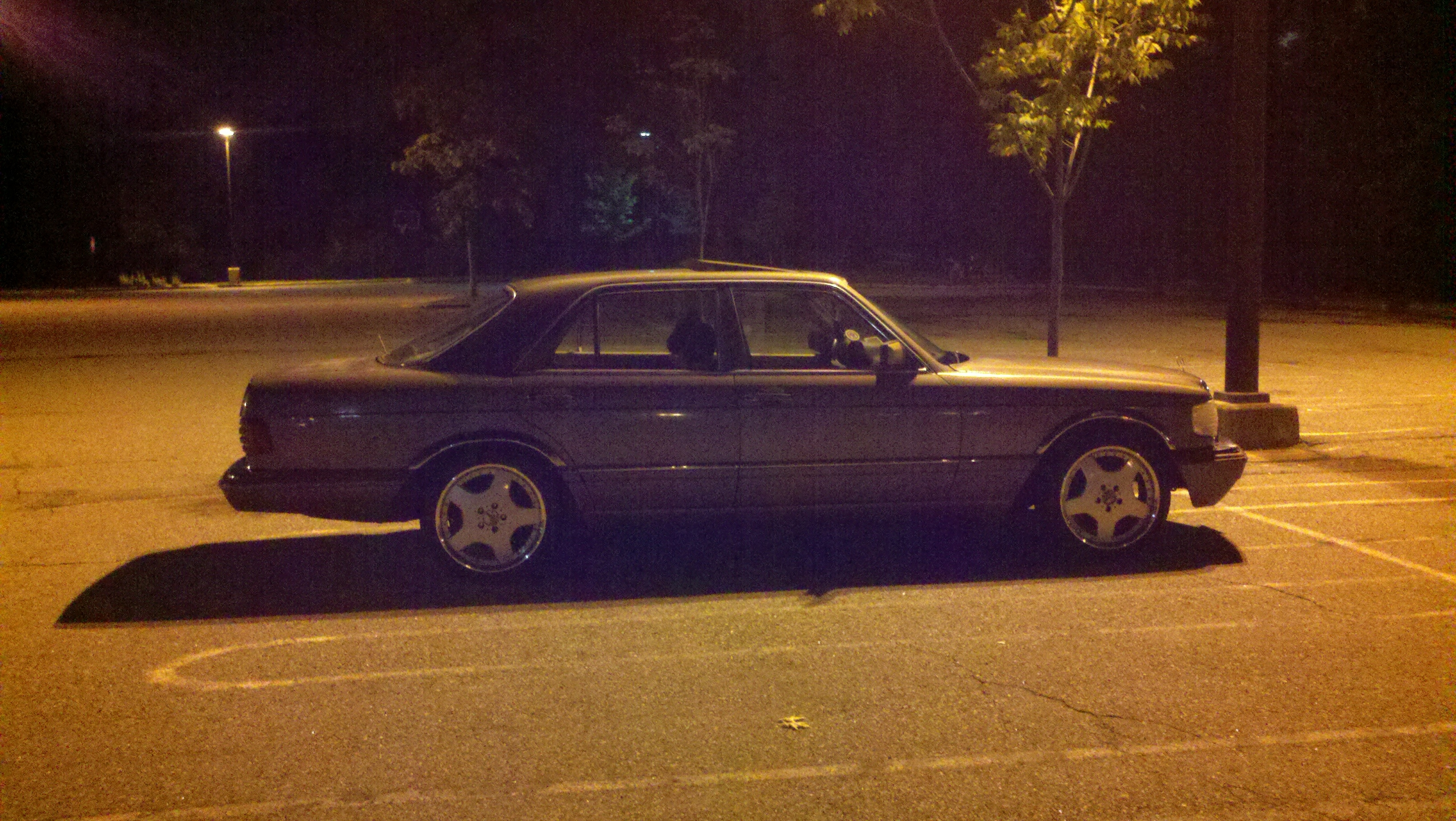 Another father1014 1988 Mercedes-Benz S-Class post... - 15251658