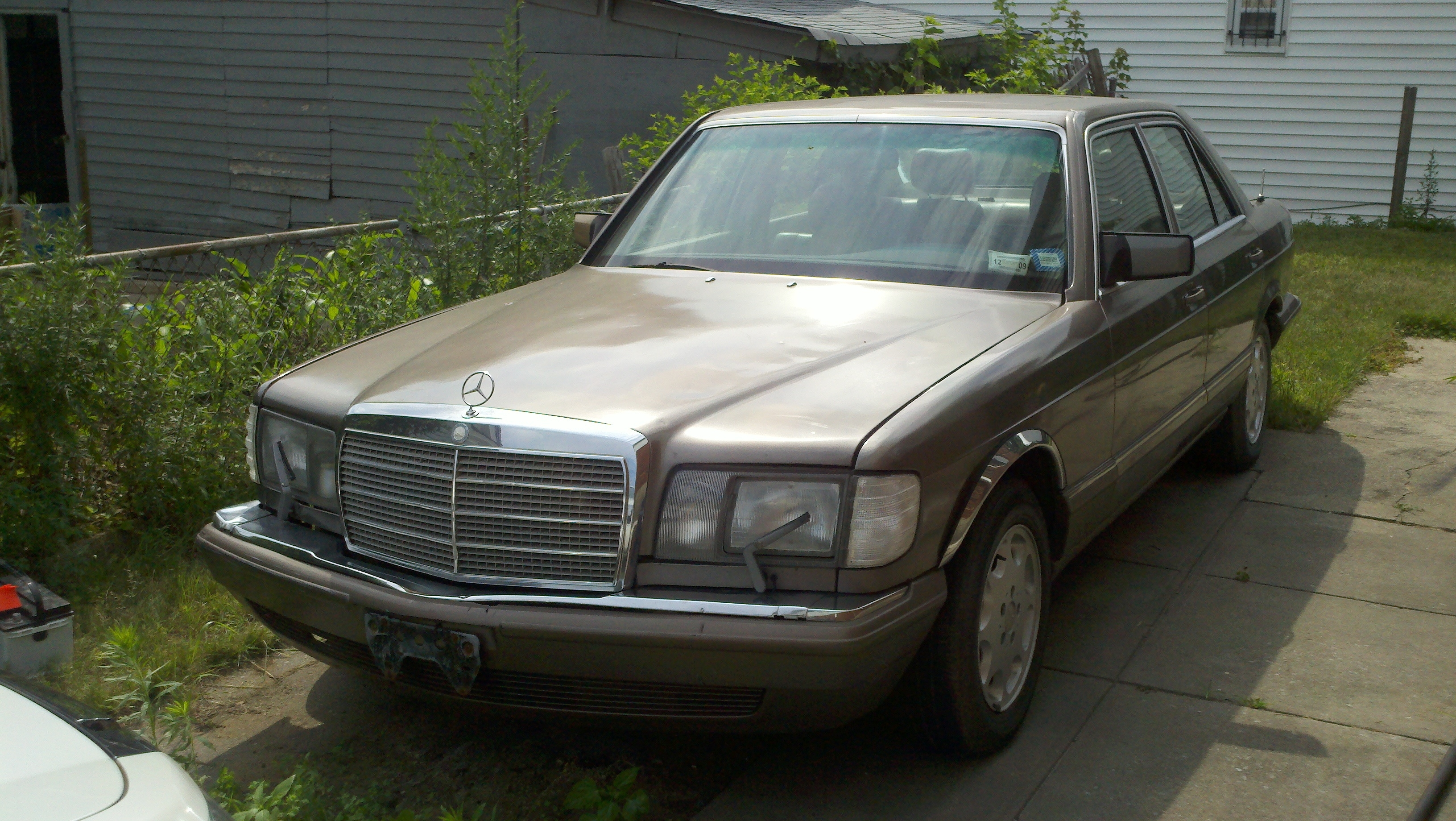 Another father1014 1988 Mercedes-Benz S-Class post... - 15251665
