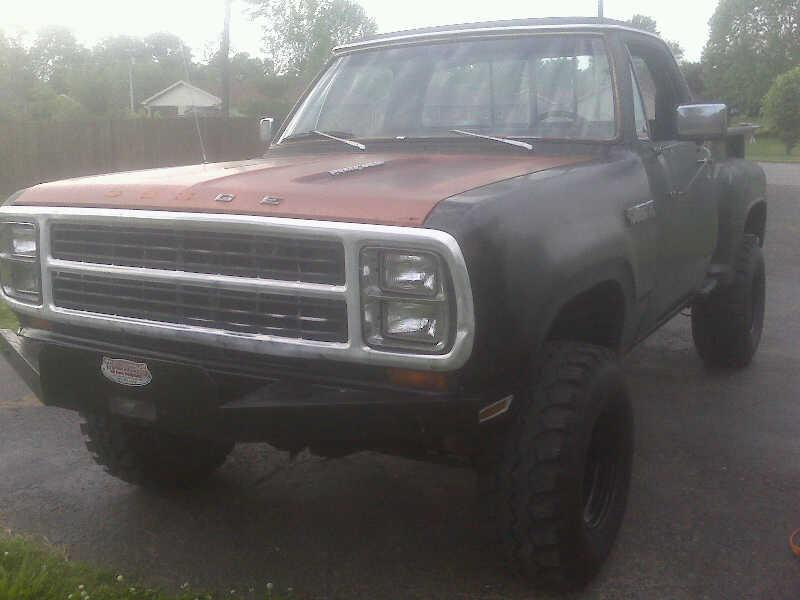 jdub_20 1979 Dodge Power Wagon