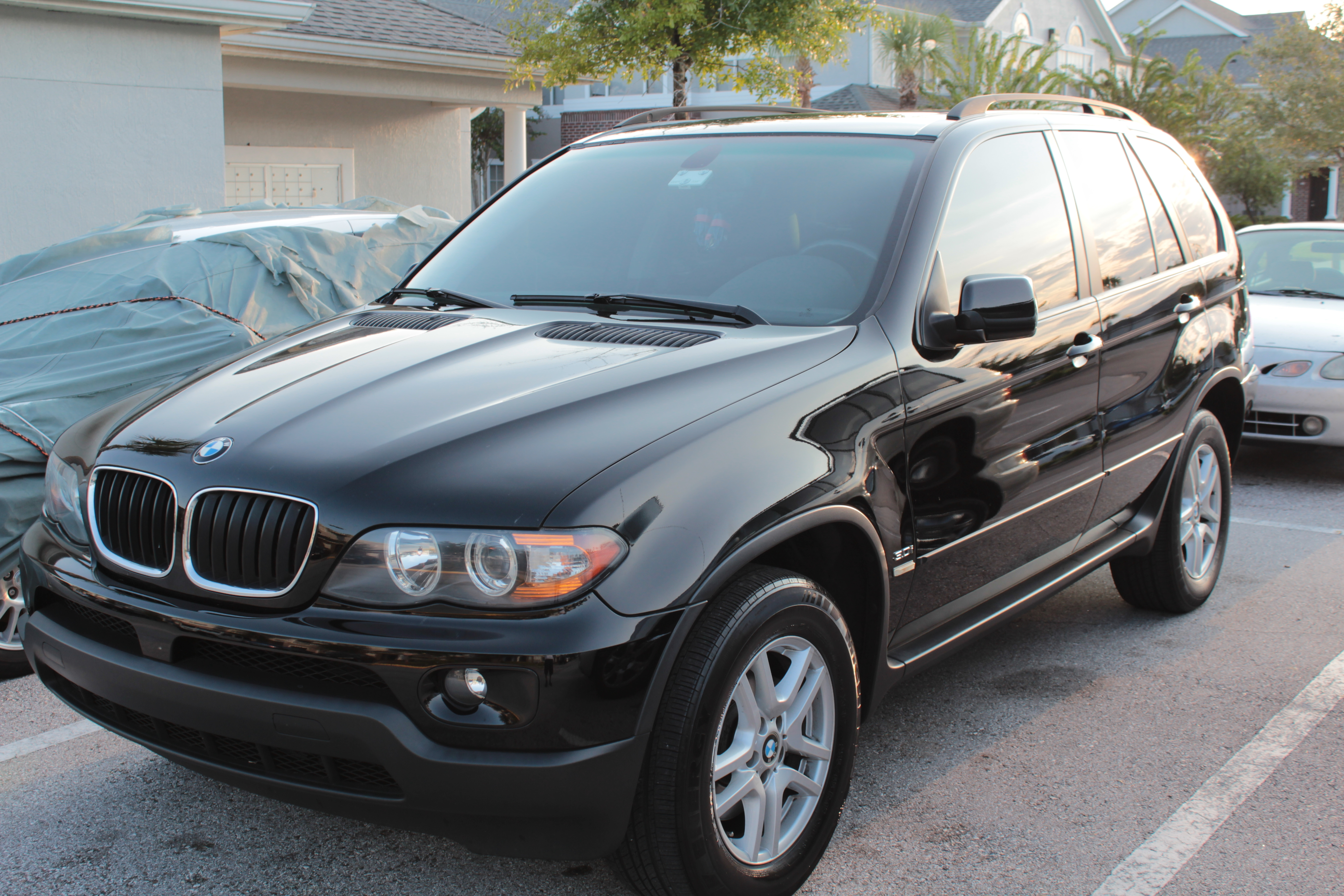 upt4lyfe 2005 bmw sport utility 4d specs photos modification info at cardomain. Black Bedroom Furniture Sets. Home Design Ideas