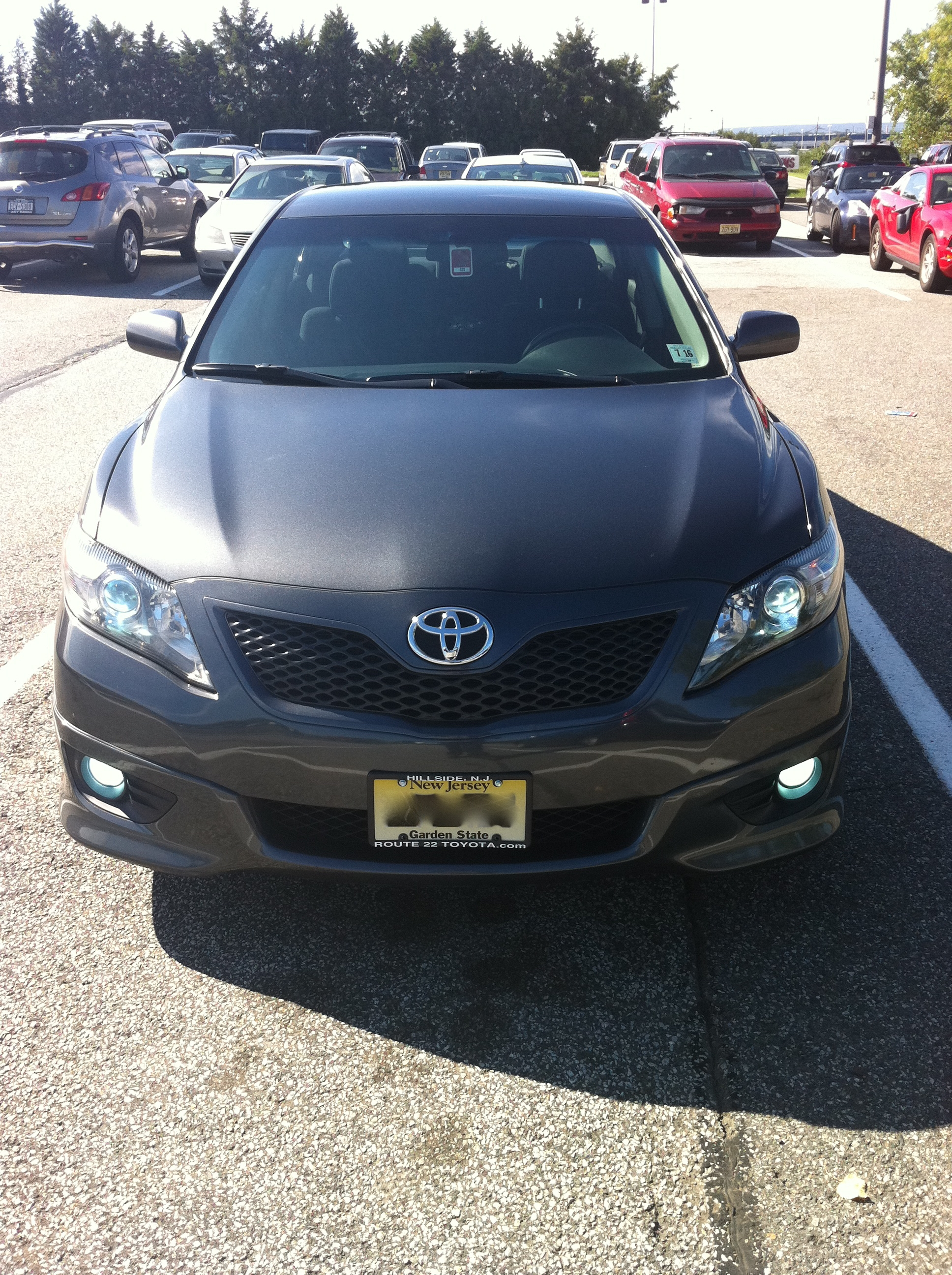 Another gdeus1376 2011 Toyota Camry post... - 15252069