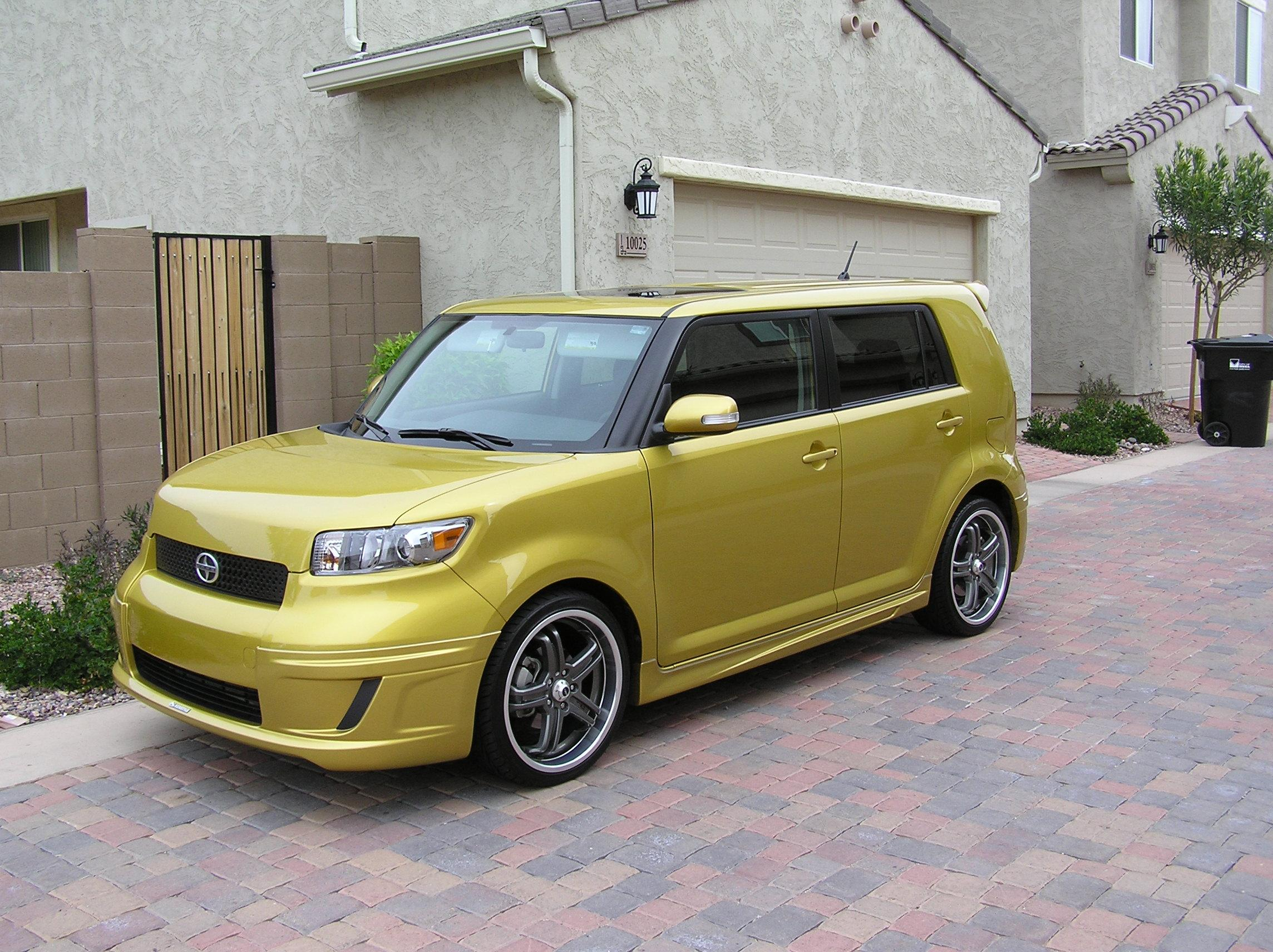 krynos13 2008 scion xbsport wagon 4d specs photos modification info at cardomain. Black Bedroom Furniture Sets. Home Design Ideas