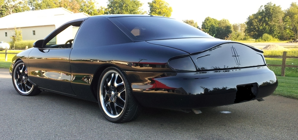 Another Norigar 1994 Lincoln Mark VIII post... - 15253178