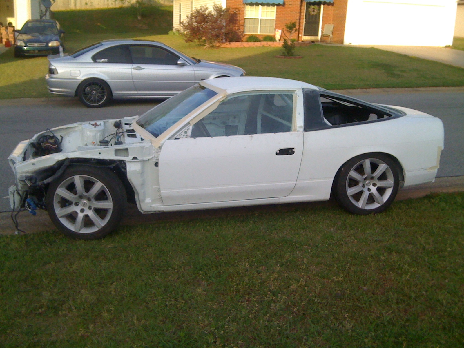 Another 78SilverZ28 1993 Nissan 240SX post... - 15253308
