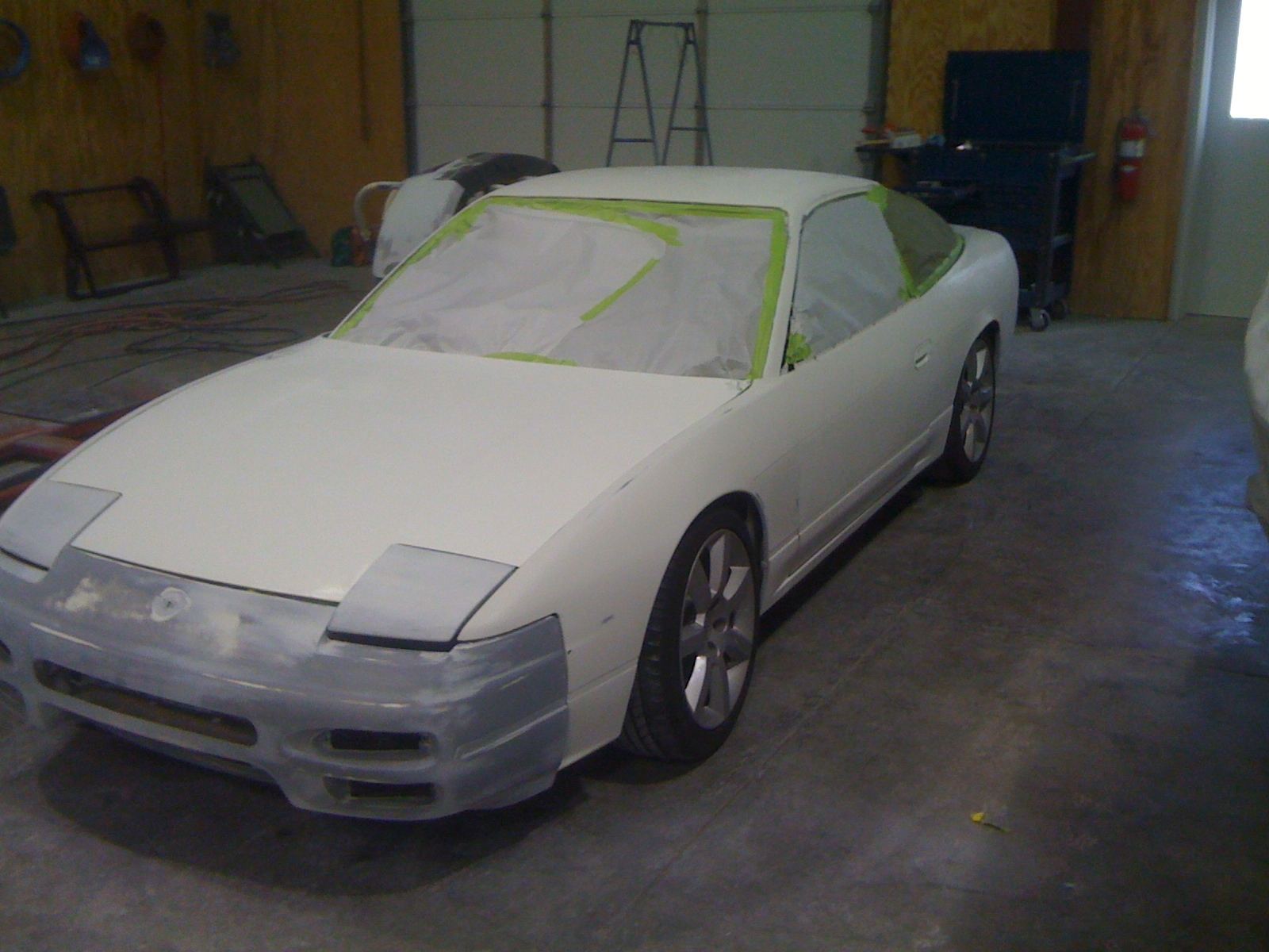 Another 78SilverZ28 1993 Nissan 240SX post... - 15253313