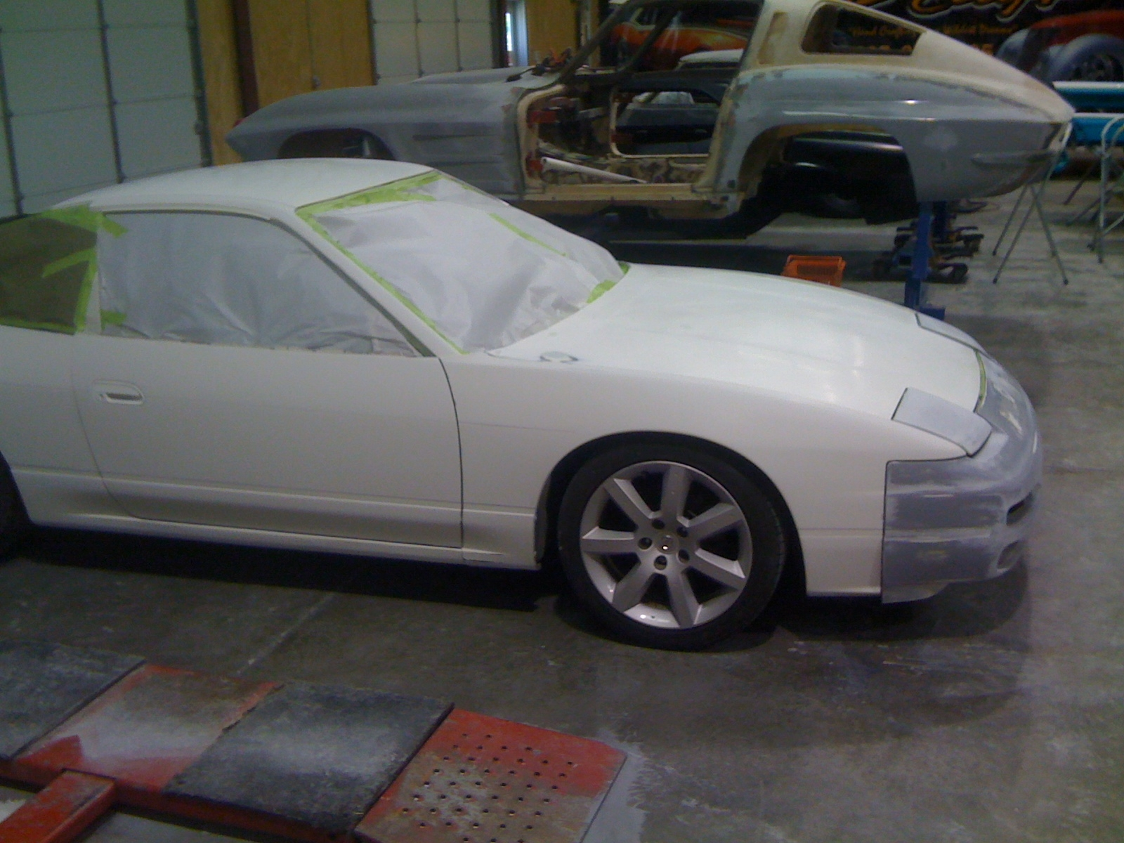 Another 78SilverZ28 1993 Nissan 240SX post... - 15253314