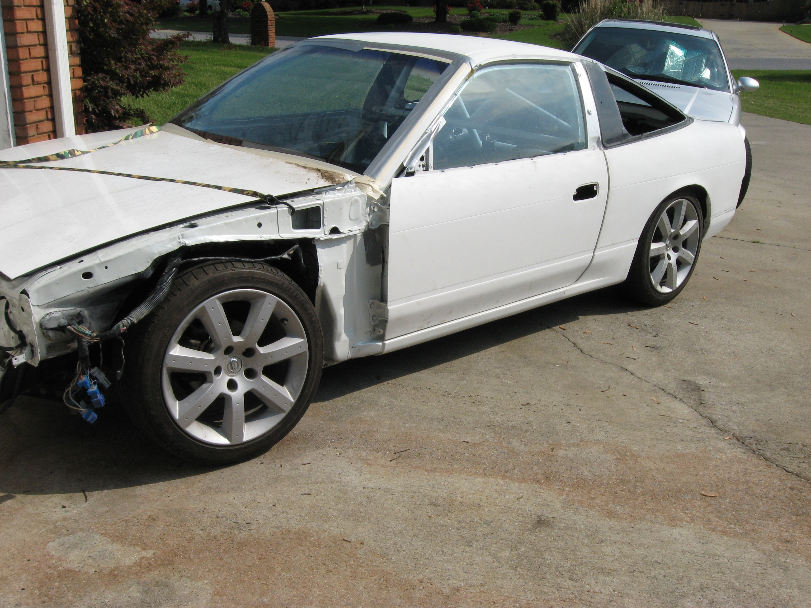 Another 78SilverZ28 1993 Nissan 240SX post... - 15253320