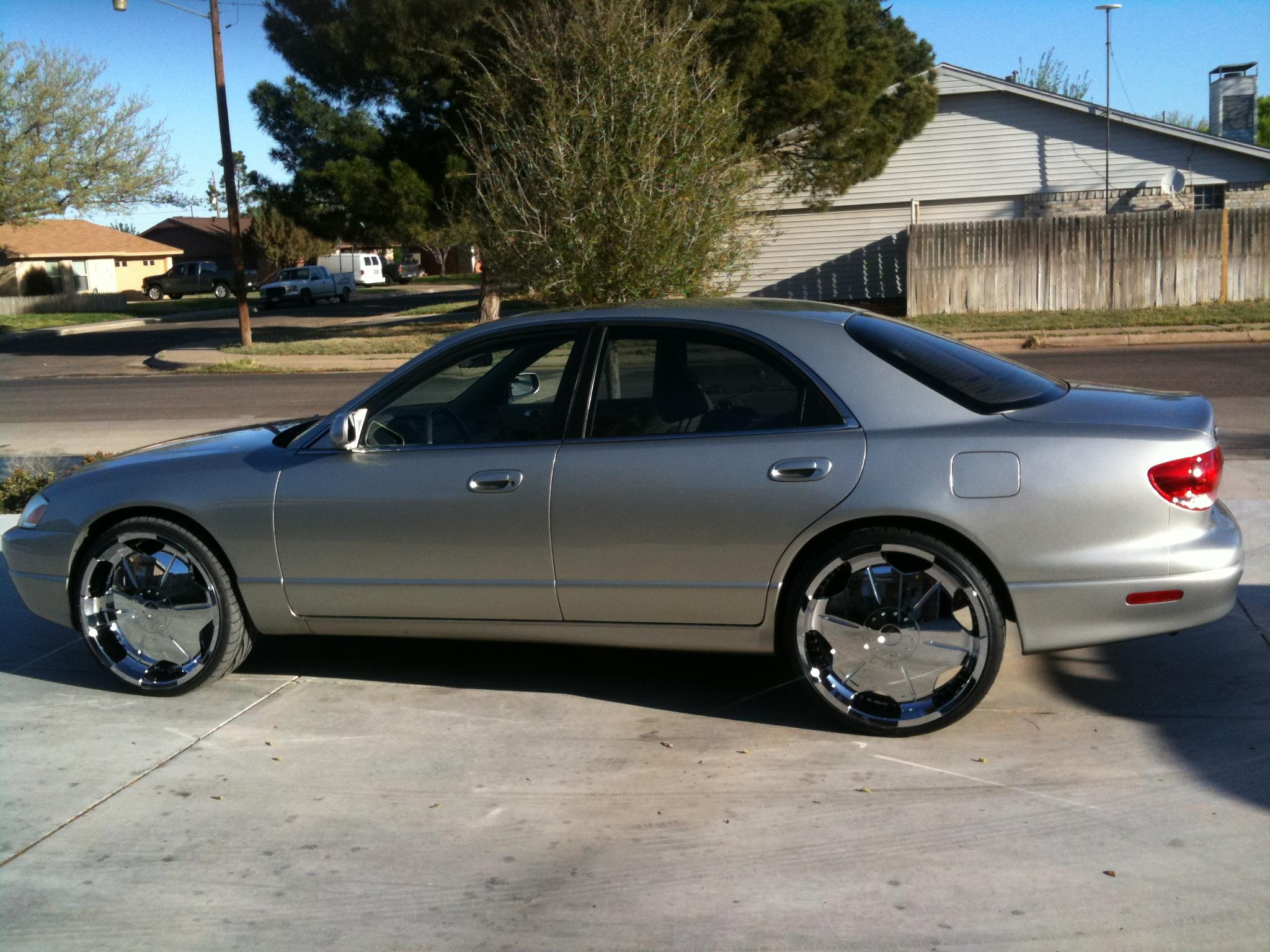 2002supercharged 2002 Mazda MilleniaS Sedan 4D Specs, Photos ...