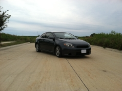 lancelot250s 2006 Scion tC