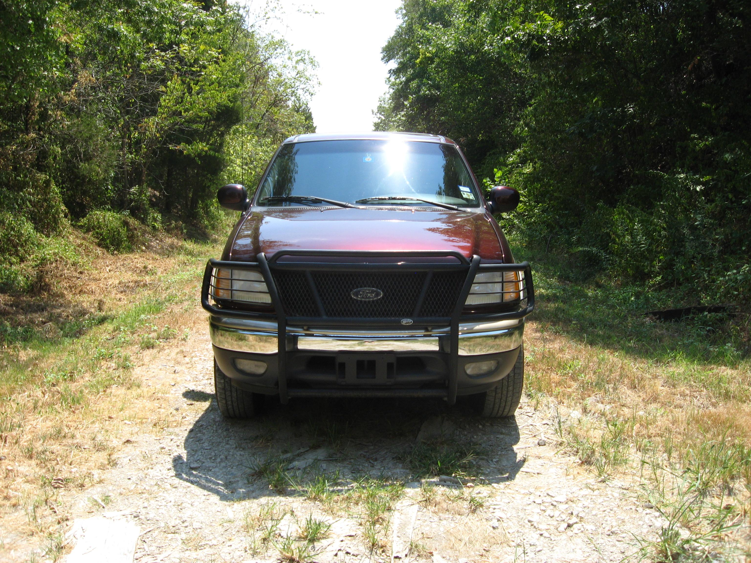 bengaar's 2001 Ford F150 SuperCrew Cab