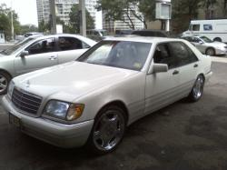 JoanssetPolanco1's 1995 Mercedes-Benz S-Class