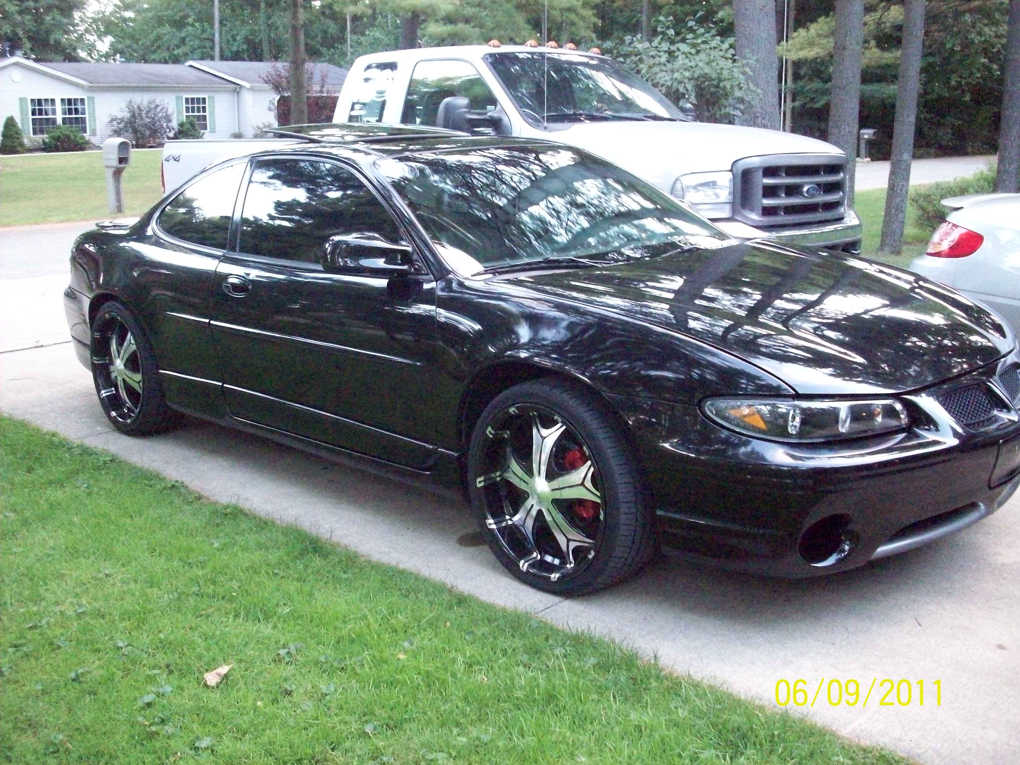 Another utter99 1999 Pontiac Grand Prix post... - 14678525