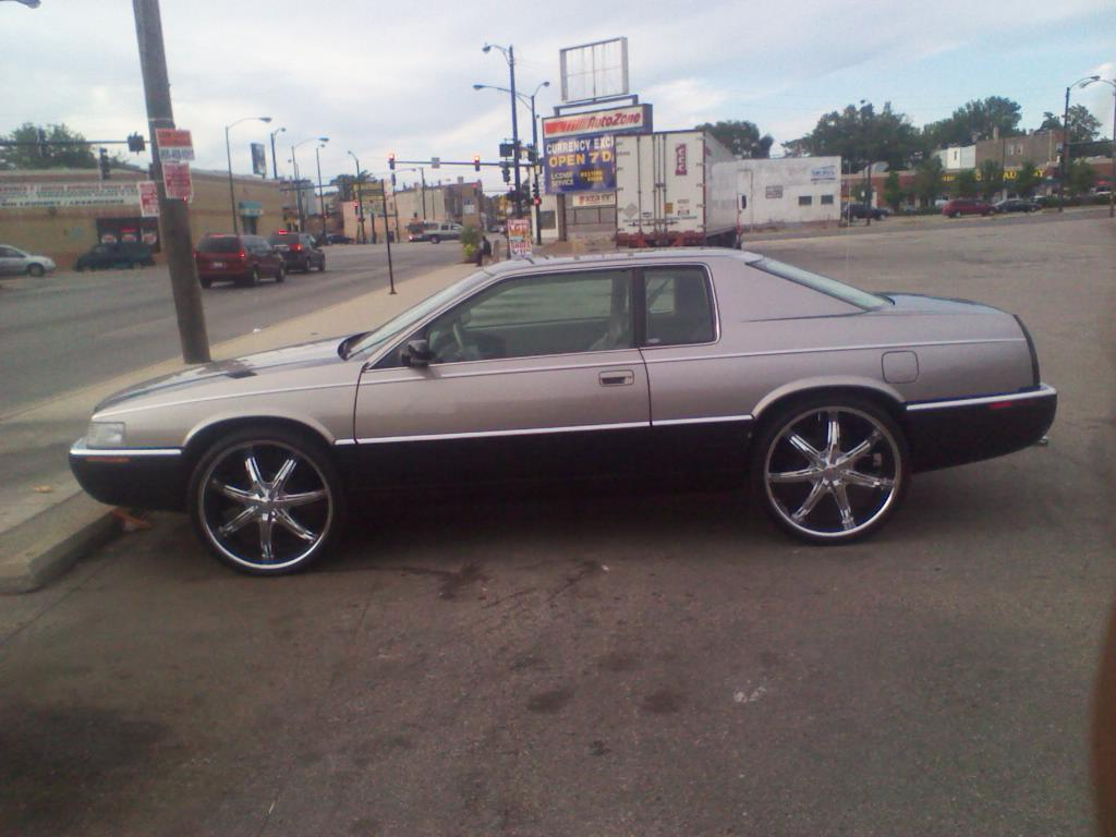 deloc 1995 cadillac eldoradotouring coupe 2d specs photos modification info at cardomain cardomain