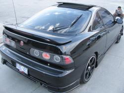 Mile High Acura on 2001 Acura Integra Gs R Sport Coupe 2d  The Dark Angel    Owned By
